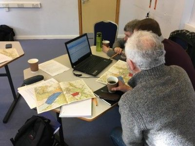 leny-woods-community-archaeology-project-archive-workshop-march-2019