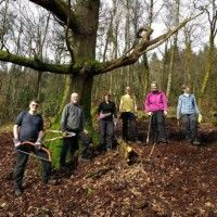 volunteers-practical-conservation-activities-callander-crags